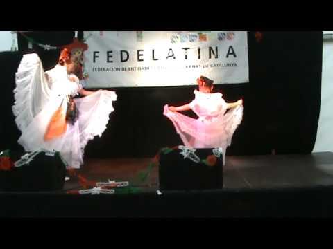 El Huateque - 'México Baila' a la 'Feria de Abril' de Catalunya