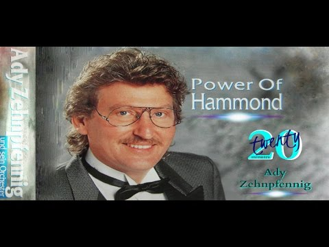 Power of Hammond - 20 Minutes of Ady Zehnpfennig #2
