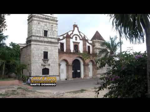 Iglesia de Santa Barbara | Telefuturo es Santo Domingo | Una producción de Telefuturo canal 23