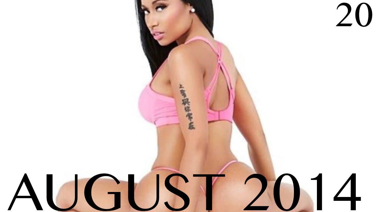 top ten hits august 2014