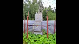 Смотреть видео Земля под бизнес на автодороге Москва - Дмитров развязка А-104 с А-107 онлайн