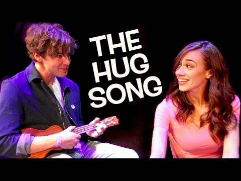 THE HUG SONG - Original song written by a 3 Year Old
