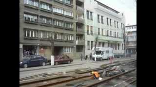 Cluj Napoca: interior troleibuz RATUC nr. 172
