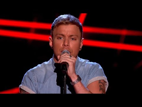 The Voice UK 2014 Blind Auditions Lee Glasson Cant Get You Out of My Head FULL