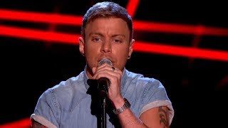 The Voice UK 2014 Blind Auditions Lee Glasson