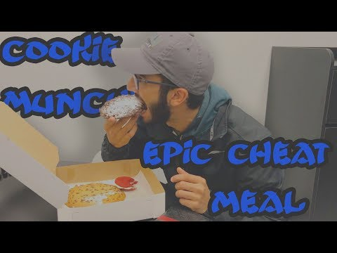 TRY CRAZY CAMPUS FOOD | COOKIE MUNCHERS | GROWING MY BODY EP 5