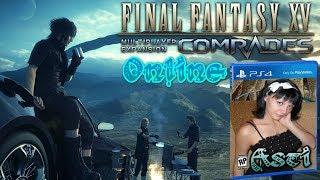 FINAL FANTASY XV Online       (PS4 PRO)