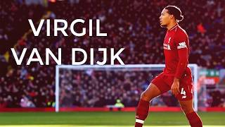 The Virgil van Dijk Song - with Lyrics