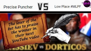 Precise Puncher  & Low Place - Epic bet on Gassiev-Dorticos Fight