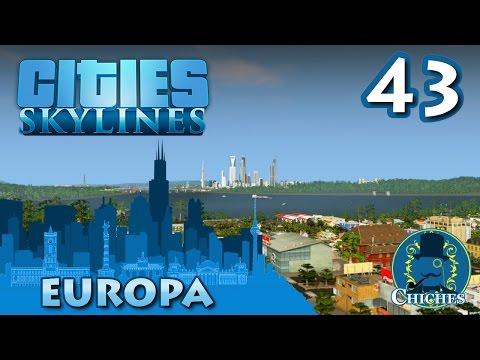 Cities Skylines - Europa - #43 en español