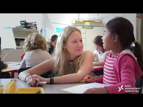 BASIS Independent Manhattan - Early Learning Program - Short
