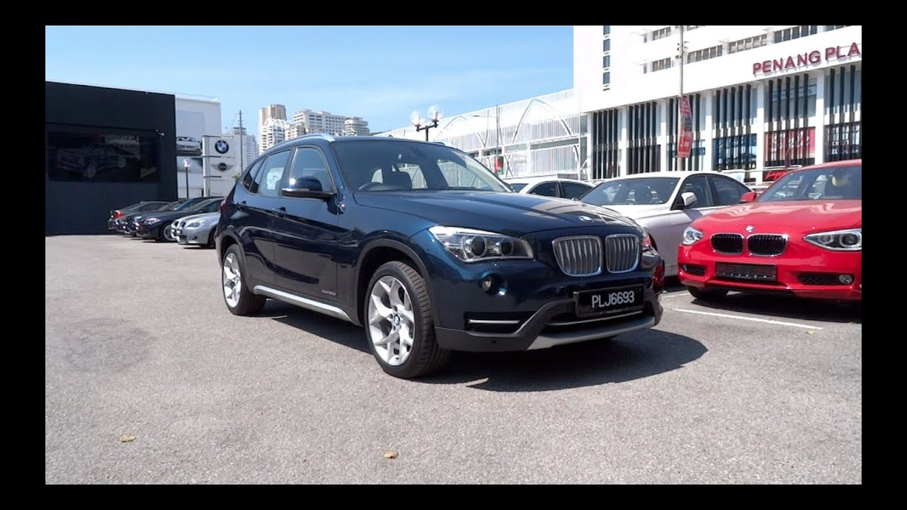 2013 BMW X1 XDrive20d XLine Start Up And Full Vehicle Tour