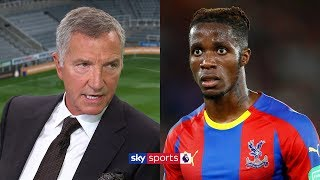 Souness says Zaha is good enough to play for Real Madrid! | Super Sunday
