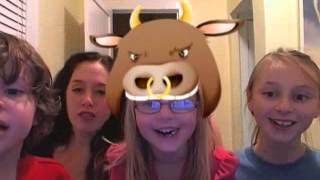 Crazy kids on the webcam