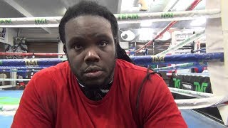 Bermane Stiverne Says Deontay Wilder Hit Him Behind The Head