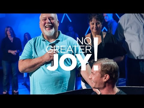 No Greater Joy :: Chris Conlee Part 2