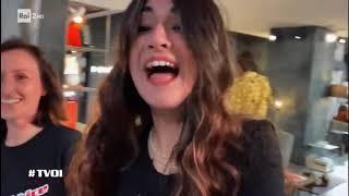 LURDES BAREA - THE VOICE OF ITALY - BLIND AUDITION (SUERTE - SHAKIRA)