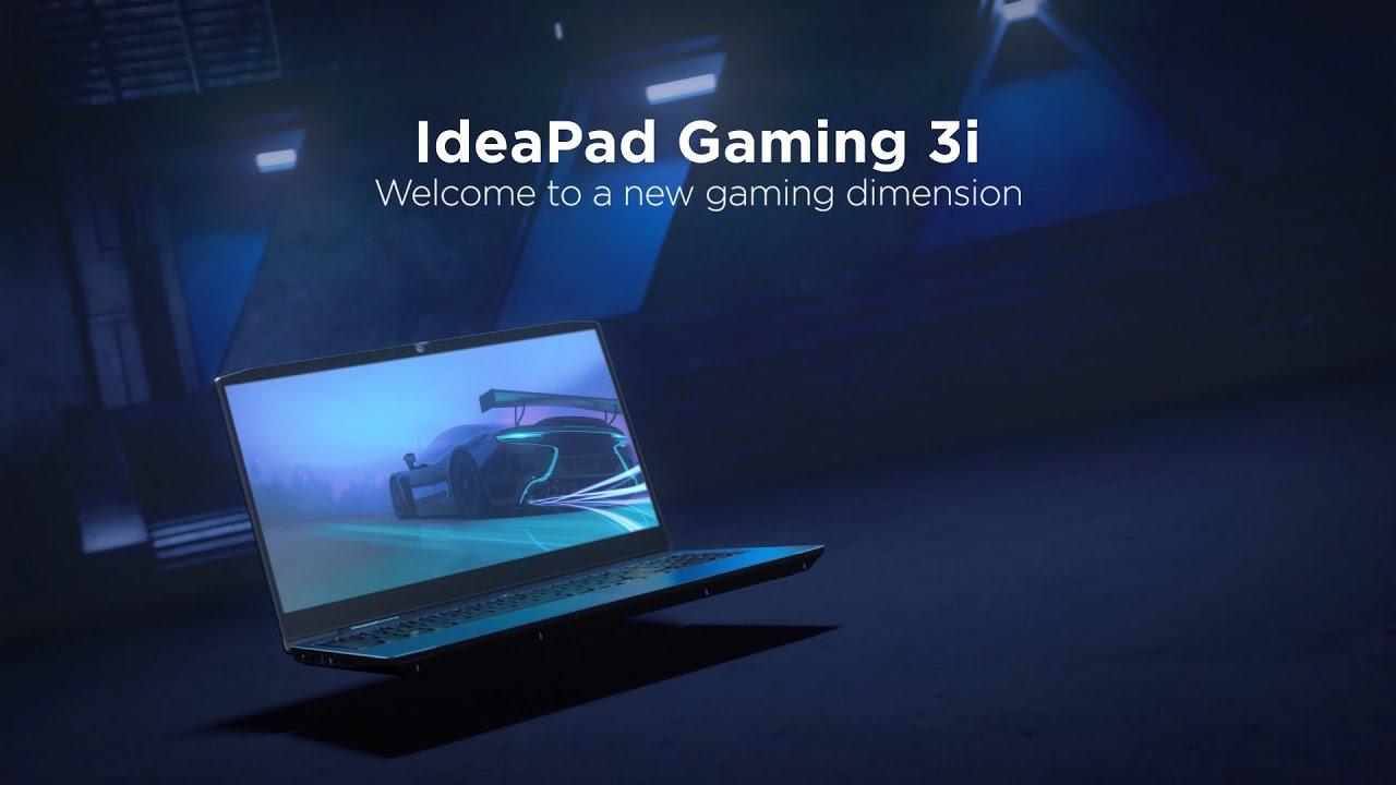 IdeaPad Gaming 3i - Next level performance