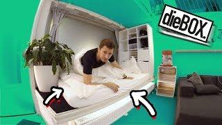 Mein Bett in der BOX!