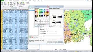 gis xl real example of use