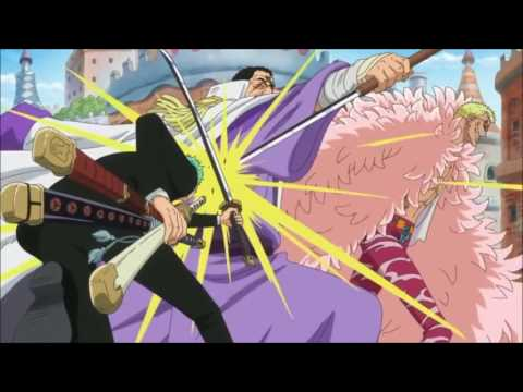 One Piece AMV - Cut the Cord - Shinedown