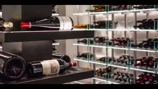 Wine Cellar Design by Papro Consulting, 'All Glass Wine Cellar'