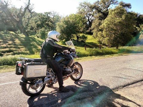 Motor Biking Santa Barbara