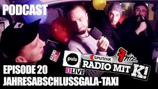 Kraftklub - Jahresabschlussgala-Taxi mit Casper und Maxim - RADIO MIT K - Episode 20 (Podcast)(, 2016-12-23T19:58:33.000Z)
