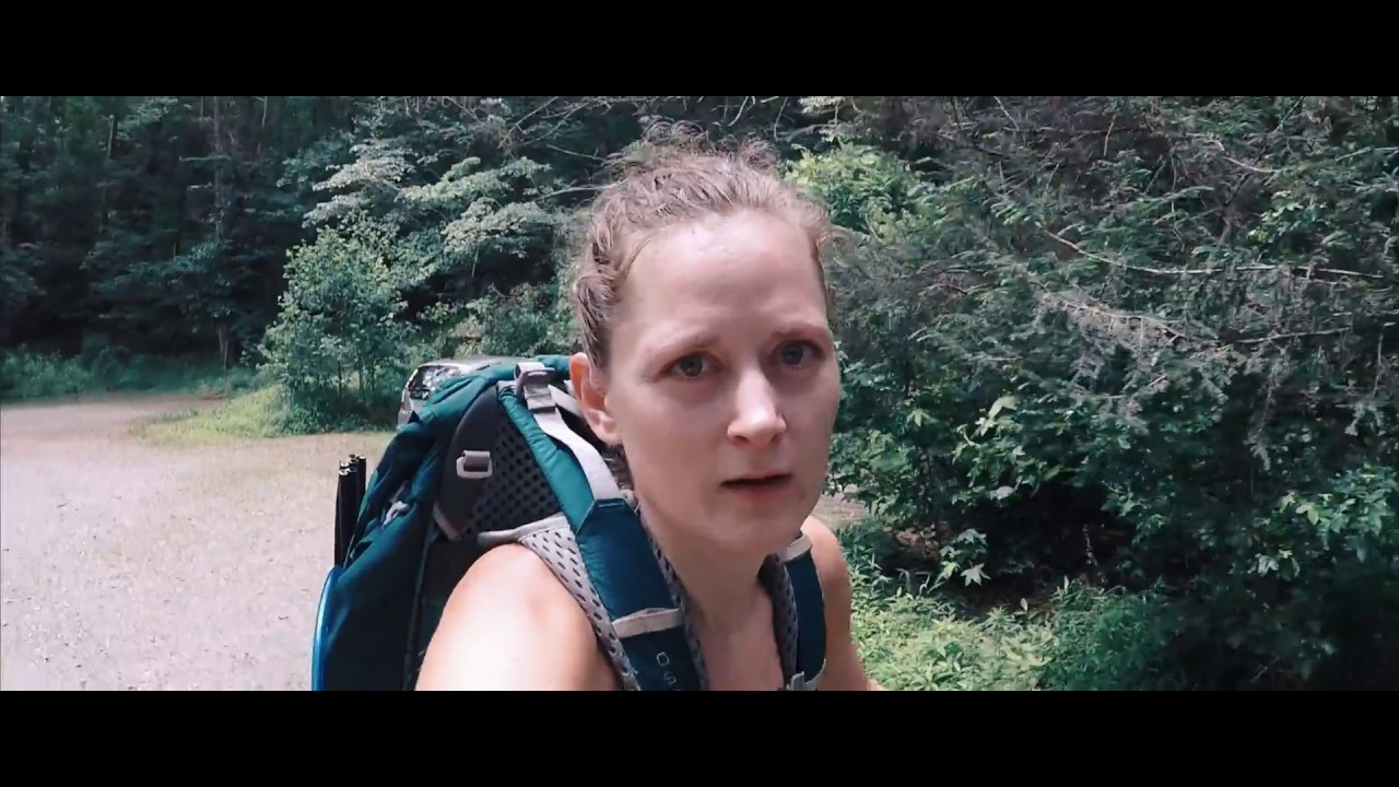 Straight sexy girls on appalachian trail redhead