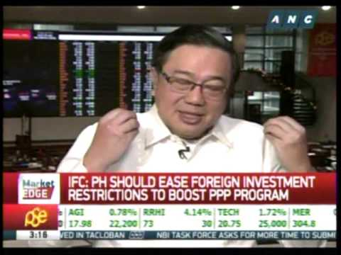 PH urged to ease foreign investment restrictions for PPPs