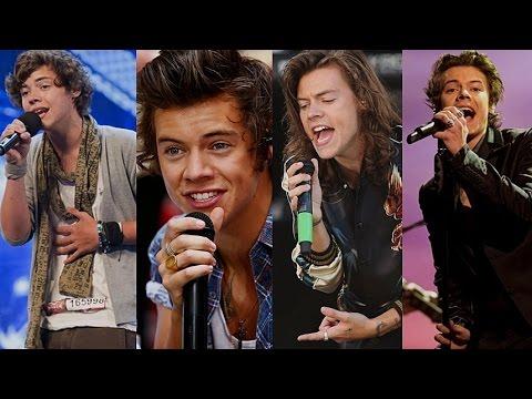 Harry Styles Voice Evolution (2009�)