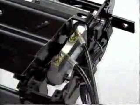 peugeot 206 cc roof operation in detail   youtube