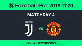 🎬🔴 esports watch live as juventus takes on manchester united in konami's pro evolution soccer 2020 efootball.pro! there are two 3v3 games, each lasting 10 ...