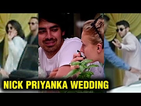 Nick Jonas Arrives With Priyanka Chopra For Wedding Rituals With Joe Jonas and Sophie Turner Mp3