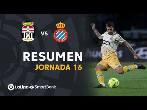 Cartagena Espanyol Goals And Highlights