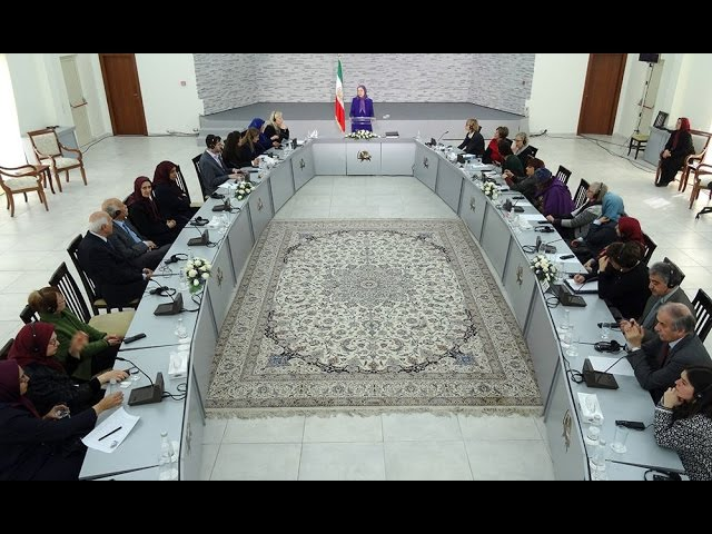 THE STRUGGLE AGAINST RELIGIOUS TYRANNY RULING IN IRAN AND THE MISSION OF ALL WOMEN IN THIS STRUGGLE