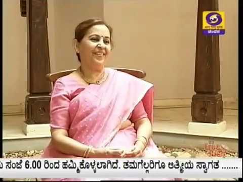 Belakina Beragu | Maathoshree Hemavati Heggade | Dharmasthala | DD Chandana