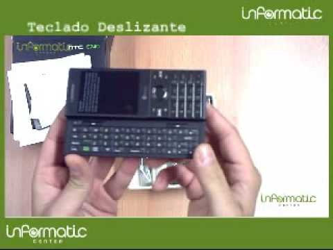 Unboxing HTC S740