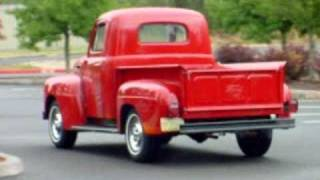 Cherried Out 50 Ford F1 - SOLD!