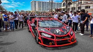 How to Embarrass Supercar Owners...BRING ALEX CHOI & A TOYOTA SUPRA