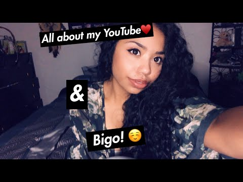 All about Veronica's youtube / What is Bigo?