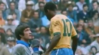 Pelé ● New Footages 15 ● New 3 Goals