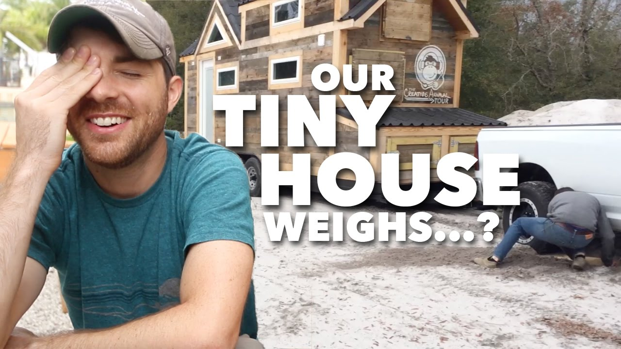How Much Does Your Tiny House Weigh Creative Animal Foundation