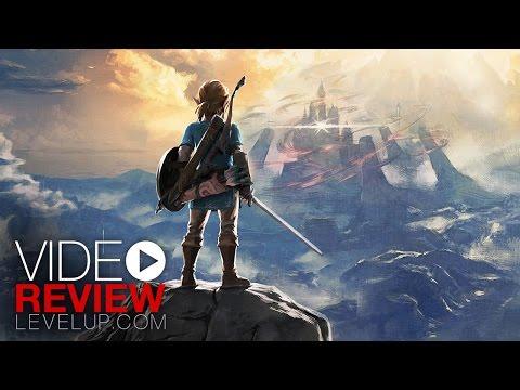 The Legend of Zelda: Breath of the Wild:  VIDEO RESEÑA