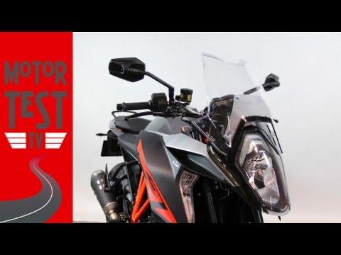 Motor test tv ktm 1290 super duke gt bouwjaar 2016 for How to watch motors tv online