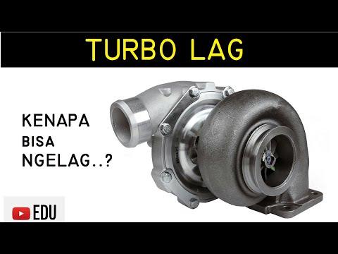 Turbo Lag: Kenapa Mesin dengan Turbocharger bisa Ngelag?