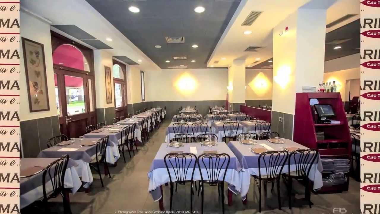 Hd trailer ristorante cucina tipica romana pizzeria san for Cucina atipica roma