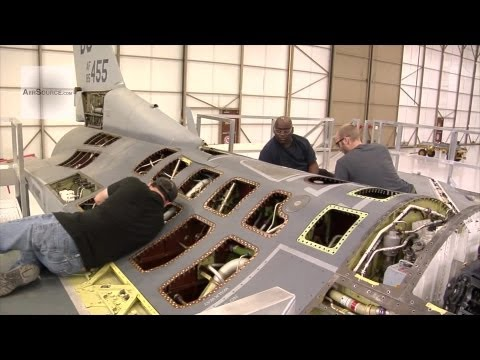 F-16 Regeneration - Conversion to Target Drone