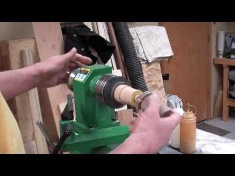 Woodturning a Chess Set -  Final Finishing of the Chess Series
