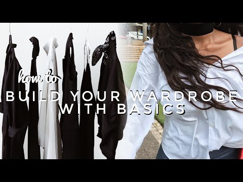 Build Your Wardrobe with Basics | South African YouTuber